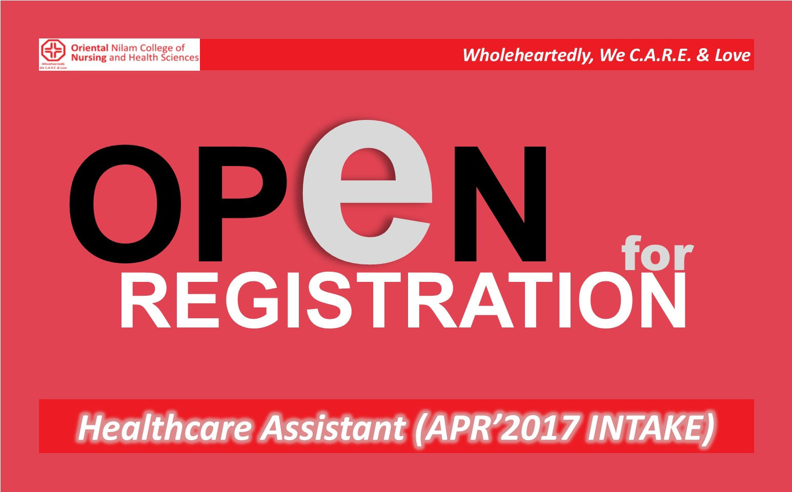 HCA 2017 Open for Registration