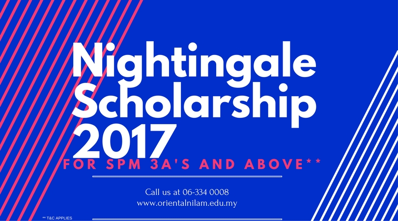 Nightingale Scholarship 2017 open for application…