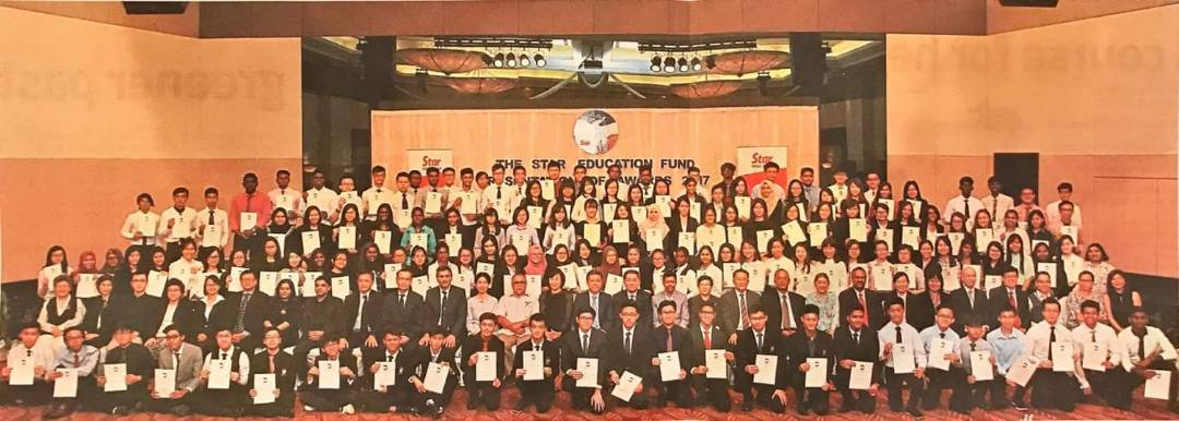 The Star Education Fund Presentation Awards for 2017